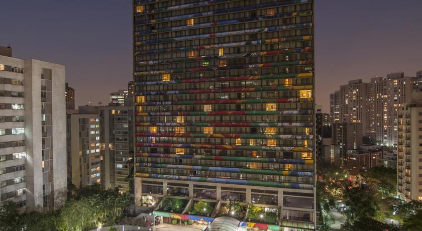Macksoud Plaza em São Paulo